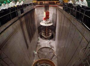Создание оборудования и проведение отжига корпуса реактора ВВЭР-1000