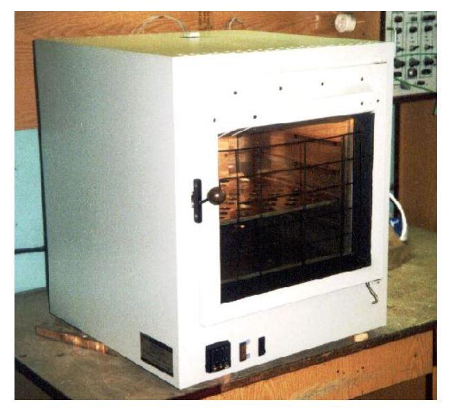 Расширилась и претерпела существенные конструктивные изменения номенклатура лабораторных электропечей и сушильных шкафов с применением новых материалов и комплектующих, в том числе импортных