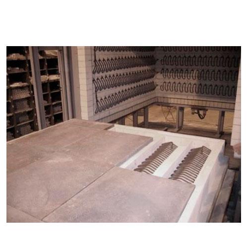 Электропечи с выдвижным подом